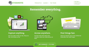 TheHomeSchoolMom's Resource of the Week: Evernote