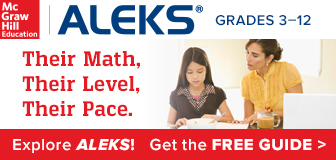 ALEKS Math: Their Math, Their Level, Their Pace