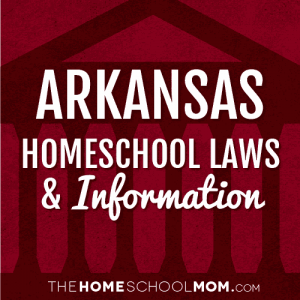 Homeschooling in Arkansas
