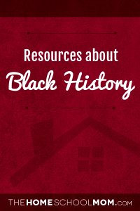 Resources for studying about black history