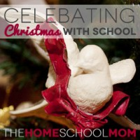 Celebrating Christmas with School, Part 1