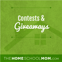 TheHomeSchoolMom Contests and Giveaways