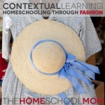 Contextual Learning: Homeschooling Through Fashion