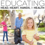 Educating head, heart, hands, and health