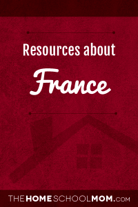 Resources about France