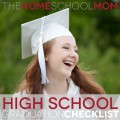 High School Graduation Checklist for Homeschoolers