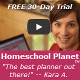Homeschool Planet - Free Trial