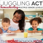 TheHomeSchoolMom Blog: Homeschooling Multiple Grade Levels