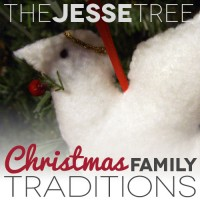 The Jesse Tree: Christmas Tradition and Resources for Homeschoolers