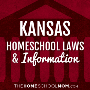 Kansas Homeschool Law