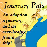 My Journey Pal: Adopt an animal and follow its journey across the world to you through a map and letters